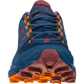 La Sportiva Lycan II Running Shoes Women denim/rouge